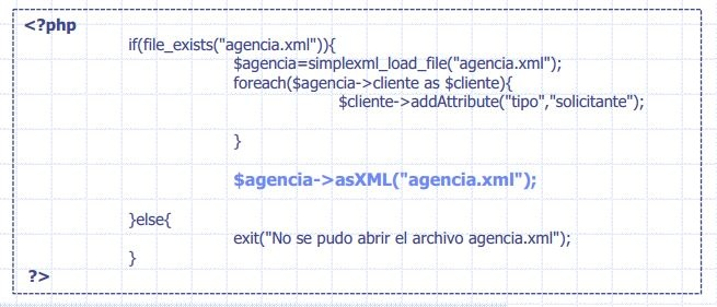 save changes XML files