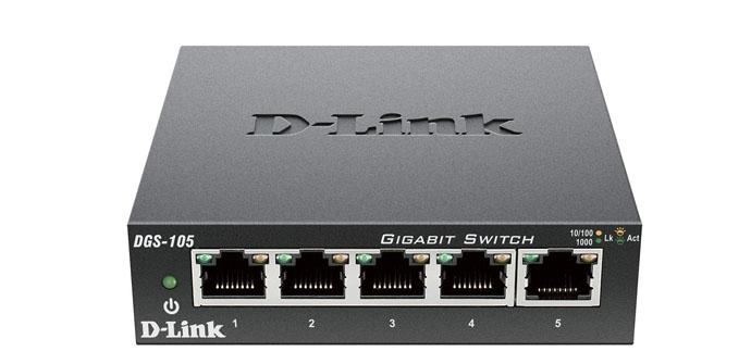 D-Link DGS-105 on sale for Cyber Monday at Amazon
